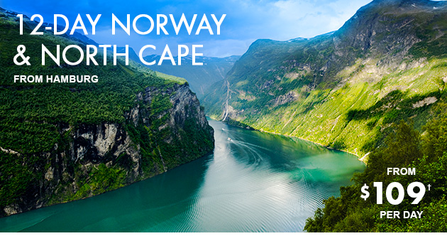 12-Day Norway & North Cape