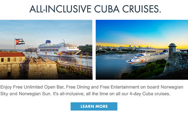 All-Inclusive Cuba Cruises