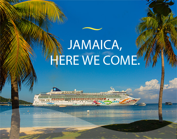 Jamaica, Here We Come.